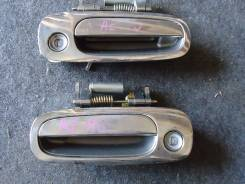 Ручка двери внешняя. Toyota Corolla, AE110 Двигатель 5AFE