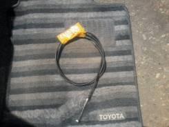 Тросик замка капота. Toyota Caldina, ST191G Двигатель 3SFE