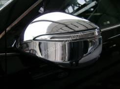 Накладка на зеркало. Hyundai Santa Fe