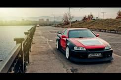 Расширитель крыла. Nissan Skyline