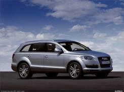 Дверь боковая. Audi Q7, 4L Двигатель BAR