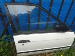 Зеркало заднего вида боковое. Nissan Bluebird, SU12