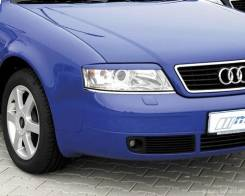 Накладка на фару. Audi A6, C5