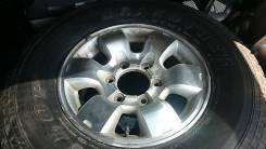 Nissan. 7.0x15, 6x139.70, ET40, ЦО 110,0мм.
