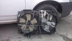 Радиатор охлаждения двигателя. Toyota Caldina, ST215, AT211G, AT211, ST210G, ST215W, ST215G, ST210 Toyota Carina, ST215, AT210, AT211, AT212 Toyota Co...