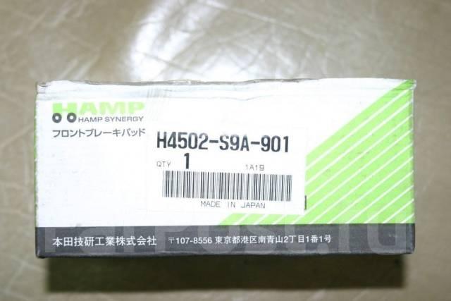 Колодки тормозные. Honda CR-V, RD5, RD4 Двигатели: K20A, K20A4, K20A5, K24A1