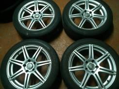 Bridgestone BEO. 7.0x17, 5x114.30, ET30, ЦО 73,0мм.