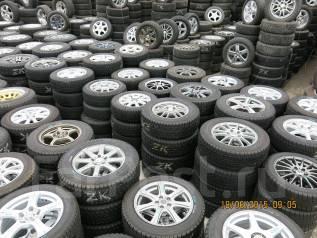 Большой выбор дисков и шин из Японии.