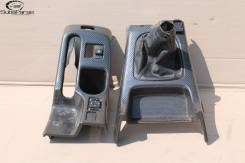 Кожух ручки переключения трансмиссии. Subaru Impreza WRX STI, GDB