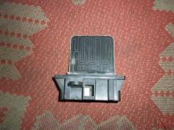 Реостат печки. Nissan Bluebird Sylphy, QG10 Двигатель QG18DE