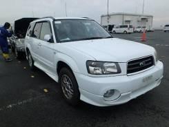 Subaru Forester. SG5, EJ202