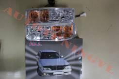 Накладка на фару. Toyota Vista, SV40, SV41, CV40, CV43, SV43
