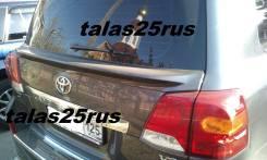 Спойлер на заднее стекло. Toyota Land Cruiser, URJ202, UZJ200W, URJ202W, UZJ200, VDJ200