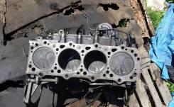 Блок цилиндров. Mitsubishi Pajero Двигатель 4M40