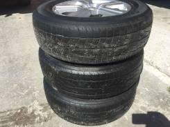 Bridgestone Dueler H/T 687. Летние, 2012 год, износ: 30%, 1 шт