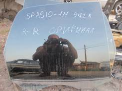 Стекло боковое. Toyota Corolla Spacio, AE111N Двигатель 4AFE