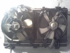 Вентилятор охлаждения радиатора. Mazda Premacy, CP8W, CPEW