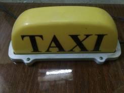 Знак такси на крышу (шашка)