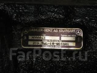 Головка блока цилиндров. Mercedes-Benz 814D