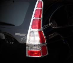 Накладка на стоп-сигнал. Honda CR-V, RE7, RE5, RE3, RE4 Двигатели: K24Z4, K24A, R20A2