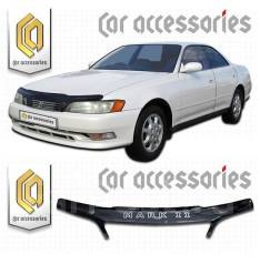 Дефлектор капота. Toyota Mark II, LX90, JZX93, JZX90, SX90, GX90 Toyota Classic. Под заказ