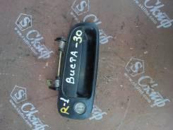 Ручка двери внешняя. Toyota Vista, SV30