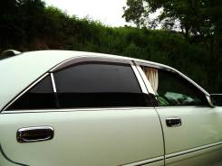 Накладка на стойку. Toyota Crown
