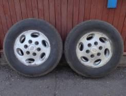 Продаю колеса в сборе с резиной. ET0