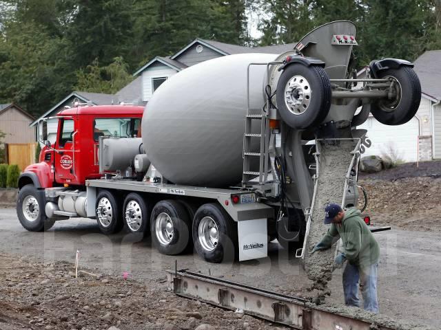 Бетон в владивостоке смесь на основе бетонной
