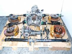 Свап МКПП 6МТ Subaru WRX STI GDB ++