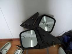 Зеркало. Mitsubishi Pajero