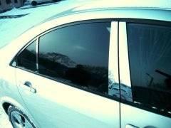 Накладка на стойку. Nissan Primera, P12
