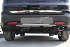 Накладка молдинг багажника Honda CRV 2012-2015. Honda CR-V