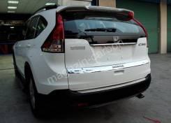 Накладка багажника. Honda CR-V, RE5, RM4 Двигатели: R20A9, K24Z7