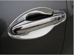 Накладка на ручки дверей. Honda CR-V, RE5, RM4 Двигатели: R20A9, K24Z7