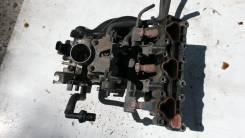 Коллектор впускной. Suzuki Wagon R, MH21S Двигатель K6A