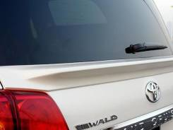 Спойлер. Toyota Land Cruiser, UZJ200W, UZJ200