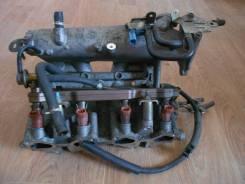 Коллектор впускной. Nissan Bluebird Sylphy, QG10 Двигатель QG18DE