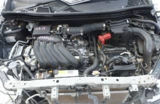 Двигатель в сборе. Nissan Juke, YF15 Двигатели: HR15DE, HR15