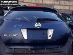 Дверь багажника. Nissan Murano, TZ50, PNZ50, PZ50 Двигатели: QR25DE, VQ35DE