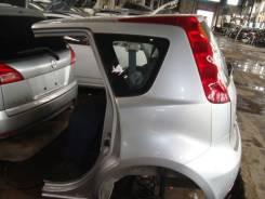 Дверь боковая. Nissan Note, E11, NE11, ZE11 Двигатель HR15DE