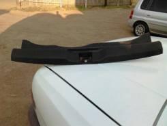 Накладка багажника. Honda Airwave
