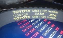 Ремень ГРМ. Toyota Corolla, EE80 Toyota Sprinter, EE80 Toyota Starlet, EP76, EP71 Двигатели: 2EL, 2ELU, 2E, 2ELC, 2ETELU, 2EELU, 2ELJ