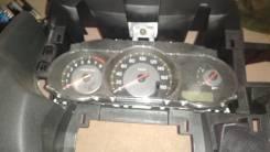 Панель приборов. Nissan Tiida, C11 Двигатели: HR15DE, HR15