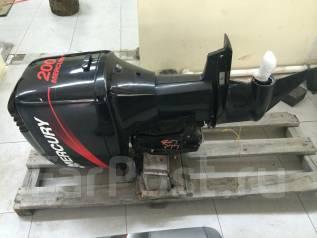 Mercury. 200,00л.с., 2-тактный, бензиновый, нога L (508 мм), Год: 2005 год