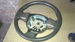 Руль. Nissan Tiida, C11 Двигатели: HR15DE, HR15