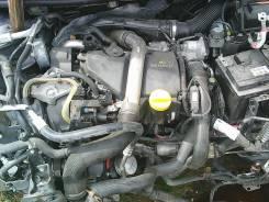 Двигатель в сборе. Renault Megane