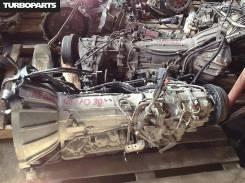 Автоматическая коробка переключения передач. Nissan Safari, WRGY60 Двигатель TD42T