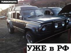Зеркало заднего вида боковое. Nissan Safari, WYY60, WRGY60, VRY60, WRY60, VRGY60, WGY60 Двигатели: TD42T, TB42E, RD28T, TD42