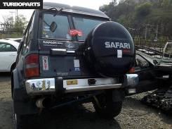 Дверь багажника. Nissan Safari, WYY60, WRGY60, VRY60, WRY60, VRGY60, WGY60 Двигатели: TD42T, TB42E, RD28T, TD42